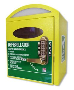 Defibrillator for Spelsbury