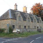 John Cary's Almshouses, Spelsbury