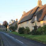 Spelsbury village