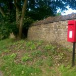 Letterbox at Dean